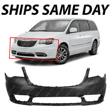 New Primered Front Per Cover Fascia For 2017 2016 Chrysler Town Country
