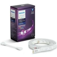 """Philips Hue 40"""" White & Color Ambiance Light Strip Plus Extension"""