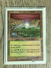 Brushland MTG Sixth 6th Edition NM Free Shipping.