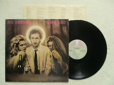 "LP 33T PETE TOWNSHEND ""Empty glass"" ATCO ATC 50 699 GERMANY §"