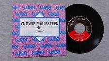"YNGWIE MALMSTEEN - ""TEASER"" SPANISH ONLY PROMOTIONAL VINYL SINGLE"