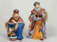 Kirkland's Nativity Wise Men Figures, Set of 2, Set # 75177, Gc
