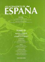 Atlas tematico de España IV