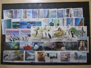 D1183 AUSTRALIEN AUSTRALIA ANTARKTIS Sammlung 1983-1994 oo komplett