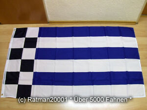 Fahne Flagge Norderney Neu - 90 x 150 cm