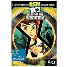 Ben 10: Secret of the Omnitrix DVD IN PERFECT CONDITION!DISC AND ORIGINAL CASE!