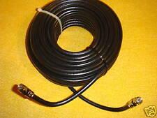 20 mts RG6 QUAD COAXIAL CABLE LEAD - Foxtel Optus  NEW