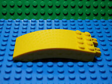 Lego New  Windscreen 8x4x2 Curved with Locking Dual 2 Fingers  Town  2010  5-12