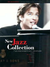 New Jazz Collection-Piano/Voice/Guitar-Music Book,,New Book mon0000032213