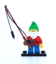 NEW LEGO MINIFIGURES SERIES 4 8804 - Lawn Gnome