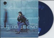 TOTO CUTUGNO - il treno va CD SINGLE 2TR CARDSLEEVE 2002