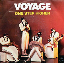 """Voyage - one step higher / nowhere to hide 45"""""""
