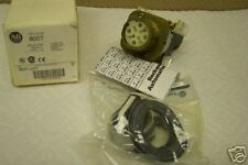 ALLEN BRADLEY 800T-J2H SELECTOR SWITCH 3 POSITION BLACK NEW CONDITION IN BOX
