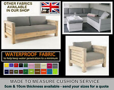 * MADE 2 MEASURE CUSHION SERVICE FABRIC SAMPLES & QUOTE PALLET RATTAN FURNITURE