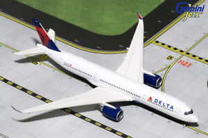 GEMINI JETS DELTA AIRLINES AIRBUS A350-900 1:400 DIE-CAST GJDAL1724 IN STOCK
