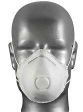 Feinstaubmaske Ventil Staubmasken FFP1 Atemschutzmaske Staubmaske Arbeitsschutz
