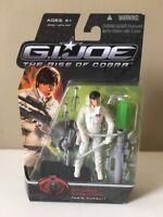 G.I. Joe The Rise Of Cobra Storm Shadow Paris Pursuit Action Figure
