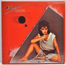 "SHEENA EASTON    ""A Private Heaven""  1984   Vinyl LP    EMI ST17132    EX"