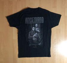 Lindemann T-Shirt (L) - Tour 2020 Band Shirt Merch Rock Metal Sänger Rammstein