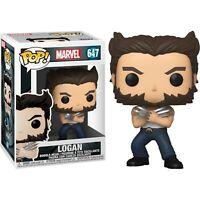 Pop! Funko 647 Marvel X-Men 20th Anniversary Vinyl Figure Wolverine Logan Movie
