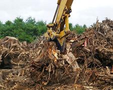 Ransome Mechanical Stump Harvestor excavator Stump Splitter model RSH40