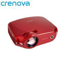 Crenova XPE498 projector HD 4K*2K 3200 Lumens HDMI Home Theater Movie projection