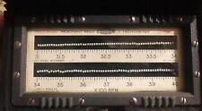 Resonant Reed Tachometer