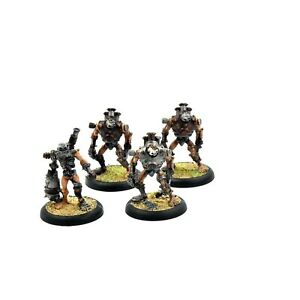 CRYX 4 Scrap Thralls METAL #2 WELL PAINTED Warmachine