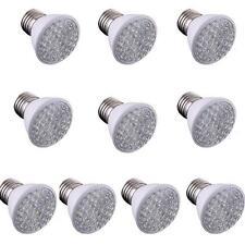 Lot 10 E27 LED Bulb 110V Light Cool White 120LM 38 leds 1.9W Energy Saver US