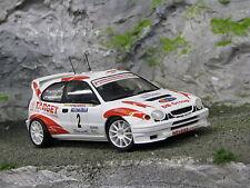 QSP Toyota Corolla WRC 1998 1:24 #2 Wevers / Poel Golden Tulip Rally 2003