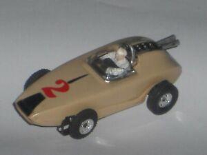 VINTAGE AURORA TJET #1361 GRAN PRIX RACER BODY HO SLOT CAR