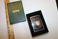 Zippo MIA POW Cigarette Lighter some paint damage CHEAP JSH