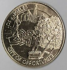 """# C2258       LOS ANGELES,  CA.  BICENTENNIAL  MEDAL,  """" CITY OF OPPORTUNITY """""""