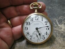 Case Running Pocket Watch 49mm New listing