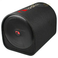 "Nakamichi 12"" Active Tunnel Tube Woofer 1200 Watts Max Power Amplified NBT1205A"