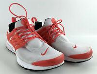 Nike Women's Air Presto ID White Orange - 846440-996 - Size 12
