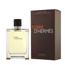 TERRE D'Hermes by Hermes 6.7oz/200ml Eau De Toilette *EDT* Spray Men's Cologne