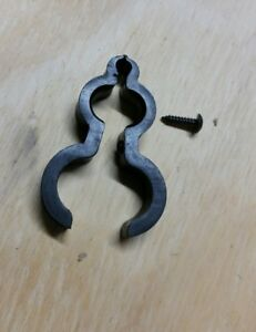 RENAULT 5 GT TURBO USED HAND BRAKE CABLE PLASTIC CLIP REAR AXLE TORSION BAR