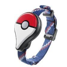 Nintendo Pokemon Bracelet Go Plus Device Bluetooth Bracelet with Clip-In Box