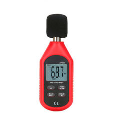 UNI-T UT353 Mini Digital 30-130dB Sound Level Noise Decibel Meter Tester Monitor