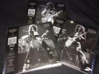 Led Zeppelin The Pareidolia Paradigm 1975 Los Angeles 3 Days 9 CD Set