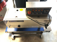 Jorestech Vertical Band Sealer And Heat Embossercoder And Extra Cpu Unit