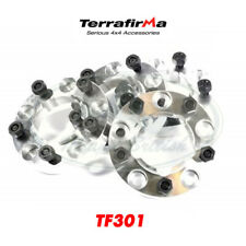 LAND ROVER WHEEL SPACERS DISCOVERY DEFENDER TF301 TERRAFIRMA