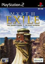 Myst III: Exile (PS2), Good PlayStation2 Video Games
