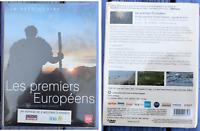 DVD Les premiers européens, documentaire d'Axel Clévenot, INA 2010, 4h30...