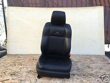 INFINITI M35 M45 2006-2010 OEM FRONT SEAT RIGHT PASSENGER (HEAT&AC)  BLACK. 100K