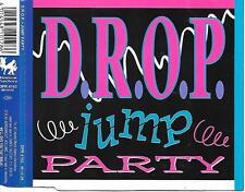D.R.O.P. - Jump party CDM 4TR Italo Eurodance 1993 (DANCE FACTORY) Holland