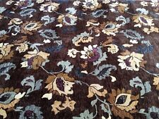 NEW! SPHINX ORIENTAL WEAVERS LARGE AREA RUG Brown Floral Multi Colored 19110