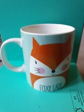 Foxy Lady Mug Tea Coffee Animal Finny Novelty Present
