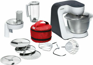 Bosch MUM50E32DE Universal-Küchenmaschine 800W 4 Stufen 3,9L Schüssel
